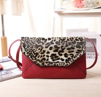 Shoulder Bags Women Artwork 2015 Vintage Leather Shoulder Bags for Women European and American Style Large Black Red Envelope Clutch Purse Women Fashion Crossbody Bags
