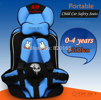 Wholesale New Child Car Safety Seats Baby Car Seat Portable Kids Safety Car Seat For Years Child KG Auto Accessories