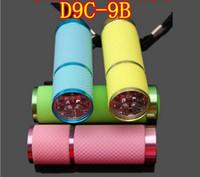 best portable dryer - Best price Portable Mini LED Nail Dryer Curing led gel lamp Flashlight Torch For UV Gel nail polish dryer