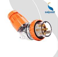 australian electrical plug - High Quality Genuine Waterproof Plug Industrial Cable Plug PA510 Australian Standard Waterproof Plug
