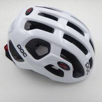 Wholesale POC Raceday Top Selling New Bike Helmet Protetive Cycling Gears Men Women Casco Ciclismo Capacete Road Bicycle MTB Mountain Bike Helmet