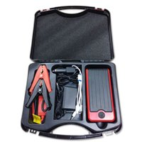 banks electronic devices - T6 Multi function Emergency car Mini Jump Starter mAh power bank for laptops mobiles electronics device car start
