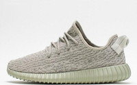 Cheap (With Shoes Boxes) New Kanye West Yeezy Boost 350 Moonrock Running Shoes 2015 Cheap Yeezy Shoes Yeezy Moon Rock Sports Shoes SIZE euro36-46