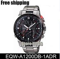 Wholesale EQW A1200DB ADR Chronograph Mens Watch Gents Wrist Watch A1200DB Watches Sports Military DB Men Quartz Watch Original Box