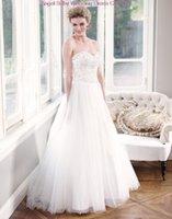 corset bodice wedding dress - Handmade DressCustomed2014Strapless hearted shaped neckline corset bodice wedding dress lace up backHandmade Gown