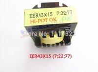 high frequency welder - 2PCS Welder transformer EER43X15 Arc transformer high frequency switch power supply transformer