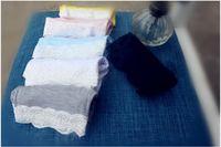 Wholesale Newly Modal Summer Short Leggings for Girls Colors Kids Lace Short Leggings For Dresses Baby Girls Cotton Safety Pants Via DHL