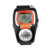 walkie talkie watch - Fashion Wrist Walkie Talkie Toy Watch Radio Portable Walkie Talkies MHz MHz Watch Function Radio A7124A