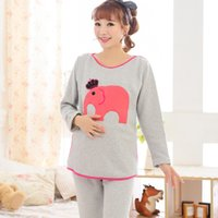 animal feed for sale - 2015 Hot Sale Feeding Pajamas Winter Confinement Service Out Thickened Autumn And Clothes for Pregnant Women Set Milk