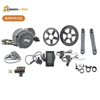Wholesale Bafang BBS02 V W Ebike Electric bicycle Motor fun mid drive electric bike conversion kit for C965 LCD display