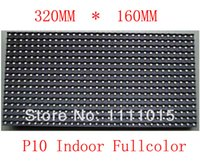Wholesale P10 Indoor Full Color LED Screen P10 Indoor LED Video Display Led Signs led open sign dhl