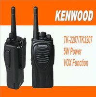 best long distance walkie talkies - DHL EMS Freeshipping Best TK TK2207 walkie talkie cb radio vhf mhz long distance two way radio TK