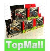 Wholesale new Alloy finger bikes Strange new desktop toys Flick Trix finger bike DHL LLFA135
