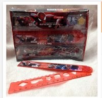 Wholesale 2014 new Back to school SPIDER MAN Cute cartoon ruler cm folding ruler students gift frozenC1644