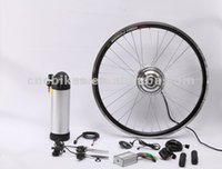 electric motors - 250w v electric bike conversion kits v ah lithium battery pack geared hub motor electric bicycle kit