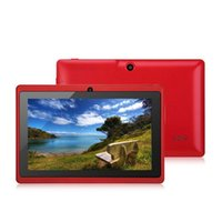 Cheap Q88 A33 7inch tablet pc Best a33 Dual Core Tablet PC