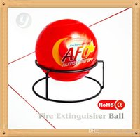 Wholesale CE approved AFO Newest Technology Auto Fire Extinguisher Ball Fire Usage Equipment Fire Extinguisher Ball PC