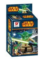 admiral star wars - Star wars toys Yoda Sith Trooper Admiral Ackbar styles Minifigure Legoland Model DIY Bricks Toys