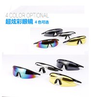 Wholesale Night vision Goggles Sunglasses Fashion Men Women Sports Sun Glasses Outdoor Cycling Eyewear Sunglasses Men Bicycle Motorcycle Glasses