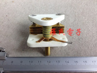 air variable capacitor - Ore radio air variable capacitor Fudan air single large distance copper single P