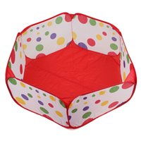Wholesale Top Quality Best Price Foldable Kids Ocean Ball Pool Portable Outdoor Indoor Child Toy Tent Playhut Good For Fun