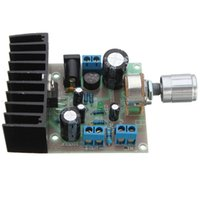 ac voltage amplifier - High quality TDA2030A Audio Power Amplifier Board W AC DC V Assembled