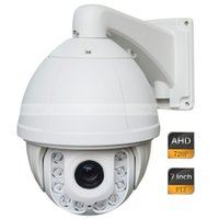 Wholesale 7 AHD Analog HD CCTV Outdoor High Speed PTZ Camera P MP X ZOOM M IR