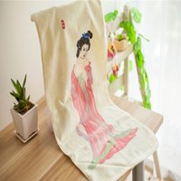 beach novel - 2015 amazing new arrival novel cotton Creative absorbent towel color change towel bath beach washcloth drying face towel