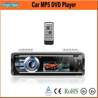 "Cheap 3"" TFT 4x50W Rear View Car Audio MP4 MP5 Player 1 Din In Dash 12V Car Video 720x480P Remote Control FM Radio AUX,USB,SD JL-8300"
