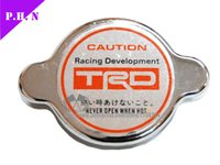 Wholesale TRD S Type Radiator Cap High Pressure Type F MM universal fit stocked ready to ship