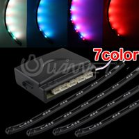 Wholesale Kit Car Auto Color LED Interior Neon Lights Tube
