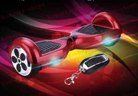 Wholesale two wheel smart wheel scooter two Wheel electric Scooter balacing unicycle for Fashion person enjoy your life