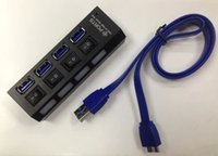 Wholesale 5Gbps USB HUB Straight Row High speed USB HUB Port