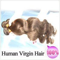 100 brazilian human hair - New Arrival Brazilian Virgin Hair Body Wave Light Brown Color Human Hair Weave