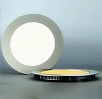 Wholesale High Power Led Panel Light SMD2835 W W W W W LM AC85 V Led Ceiling Lamp Warm Natural Cool White Round Surface Downlight