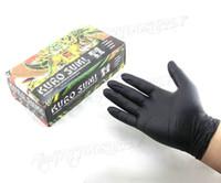 Wholesale Black Import Latex Tattoo Glove KURO SUMI Tattoo Accessory For Tattoo Kits Box