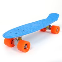 skateboards - New product for Penny skateboard Mini Cruiser Plastic Skateboard mini skateboard Complete original Retro Cruiser