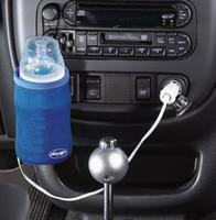 Wholesale Portable Universal V Car Bottle Warmer Drink Coffee Food Milk Heater For Baby Kids Blue Mini Linear Temperature Programmer Bag