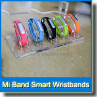 Wholesale Mi Band Wrist Band Smart Bracelet Bluetooth Sport Fitness Wearable Sleep Tracker Waterproof IP67 Original Xiaomi