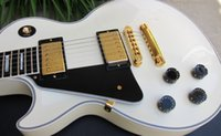 Semi-Hollow Body alpine shipping - new hot sell Custom Alpine White Lefty Left Handed Electyic Guitar