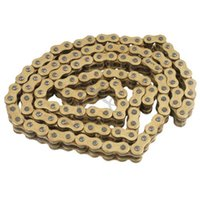 motorcycle drive chain - US Stock New Motorcycle x O Ring Heavy Duty Drive Chain H L Gold