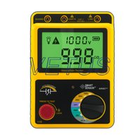 ar resistance - Insulation Resistance Tester Digital megohmmeter AR907 AR with Rated Voltage measuring range V V V V V A