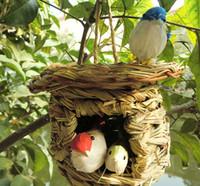 Wholesale home garden pet supplies bird supplies bird cages jaula bird cage garden decoration bird feeder