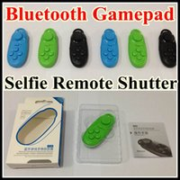 tv phone - Multifunctional Bluetooth Mini Gamepad Game controller Selfie Remote Shutter Wireless mouse for Iphone IOS android Phone laptop TV BOX