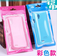 Cheap Plastic PC Retail Bag Box Package Pouch Packaging Universal Cable Charger Case Cover For Iphone 4 4S 5 5S 5C Samsung Galaxy S3 S4 note 2 3