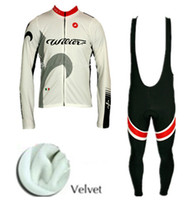 Wholesale 2015 Wilier Pro Winter Thermal Fleece Cycling Jersey Bicycle Clothing bib Pants Quick Dry Breathable Ropa
