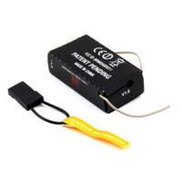 Wholesale AR6100E Spektrum receivers G CH RC DSM2 DSMX Receiver Support DSX7 DSX9 DSX11 DSX12 DX6i DX7 DX8