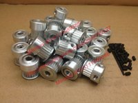 Wholesale teeth MXL Timing Pulley Aluminum Bore mm width mm fit for Set DIY Ultimaker Parts