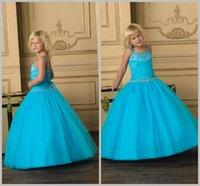 Cheap Ball Gowns Little Girls Best Flower Girl Dresses