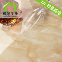 Wholesale Yi family homes India agate ultra flat glazed tiles D inkjet imitation jade texture Fanghuadezhuan YJ